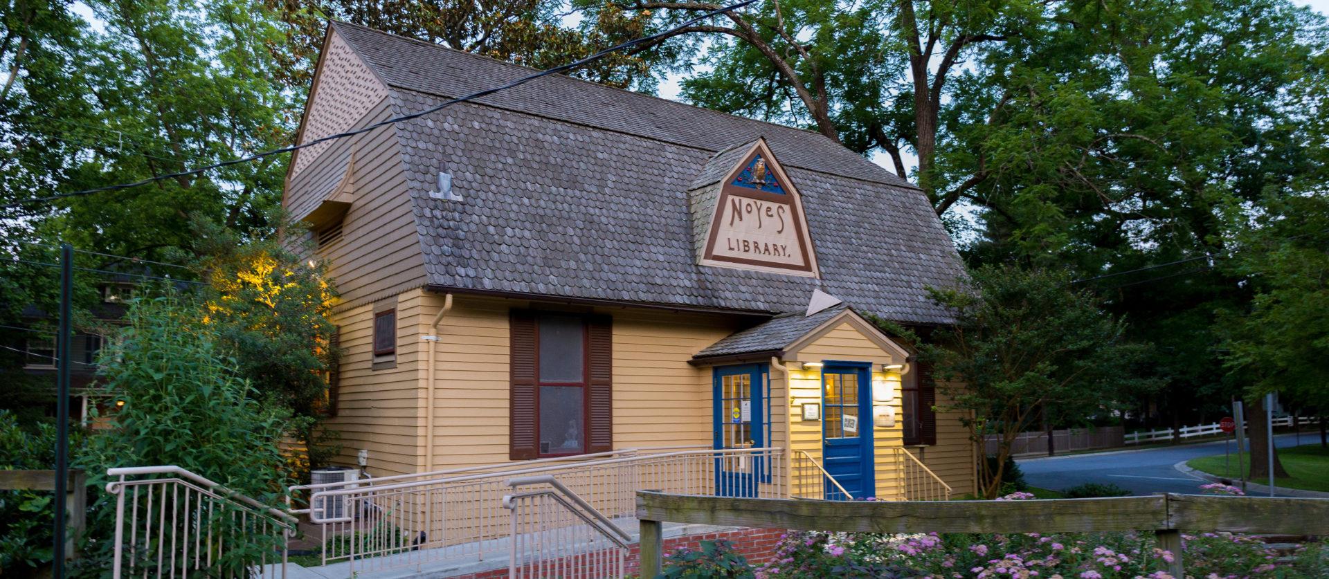 IMG_7893 - Noyes Library
