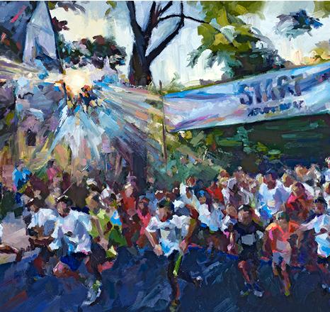 Kensington 8K Race 2021
